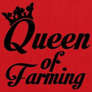 Queen of Farming Tops - Tas van stof