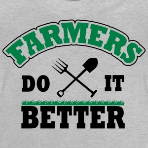 Farmers do it better Shirts - Baby T-Shirt