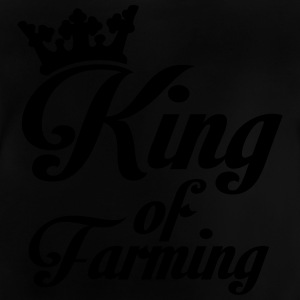 King of Farming T-shirts - Baby-T-shirt