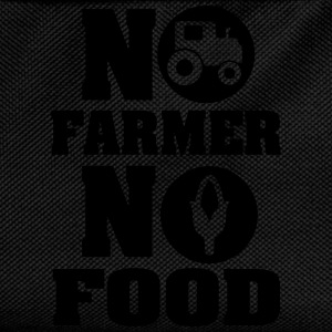 No farmer no food T-Shirts - Kids' Backpack