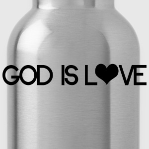 God is love Sweat-shirts - Gourde