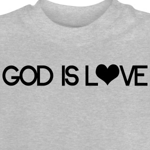 God is love Shirts - Baby T-Shirt