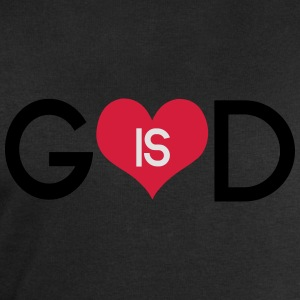 God is love T-Shirts - Men's Sweatshirt by Stanley & Stella