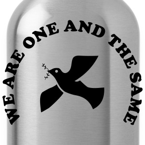 We are one and the same T-Shirts - Water Bottle