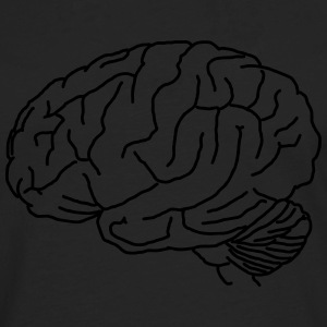 Brain T-Shirts - Men's Premium Longsleeve Shirt