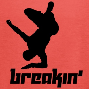 Breakin' (Vector) - Frauen Tank Top von Bella