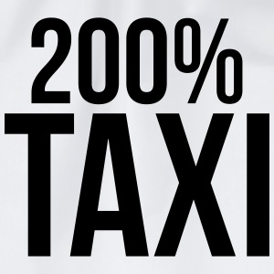 200% Taxi T-skjorter - Gymbag