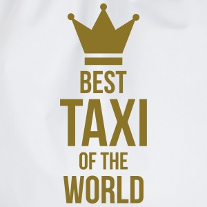 Best Taxi of the World T-skjorter - Gymbag