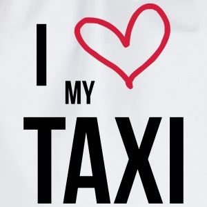 I Love my Taxi Skjorter - Gymbag