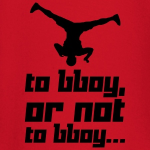 To bboy, or not to bboy... (Vector) - Baby Langarmshirt