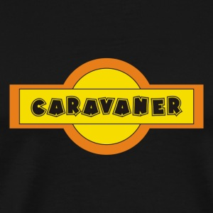 caravaner Caps & Hats - Men's Premium T-Shirt