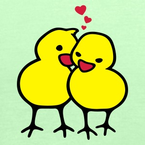 Chicks in Love - Camiseta de tirantes mujer, de Bella