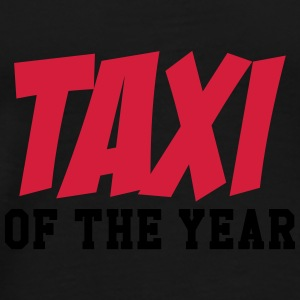 Taxi of year Mugs & Drinkware - Men's Premium T-Shirt