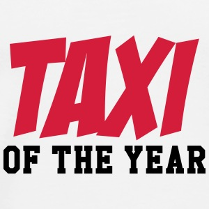 Taxi of year Krus & tilbehør - Herre premium T-shirt