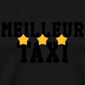 Meilleur Taxi Mugs & Drinkware - Men's Premium T-Shirt