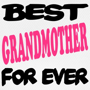 Best grandmother for ever 2222 T-Shirts - Baseball Cap