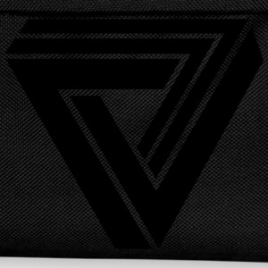 triangle 3d T-Shirts - Kids' Backpack