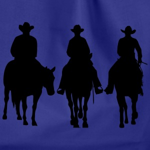 Trio - Western riding T-shirts - Gymnastikpåse
