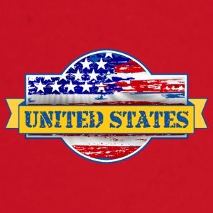 United States of  America Caps & Hats - Baby Long Sleeve T-Shirt