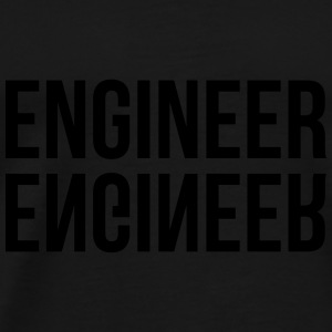Engineer  Mugs & Drinkware - Men's Premium T-Shirt