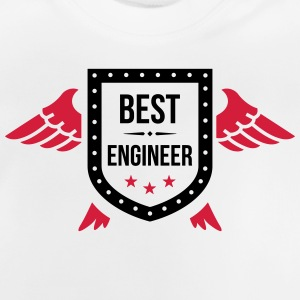 Best Engineer  Shirts - Baby T-shirt