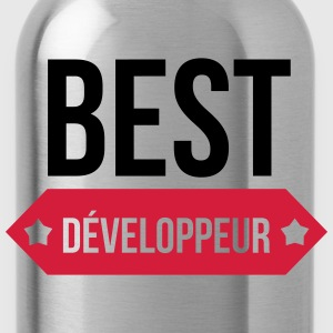 Best Développeur T-shirts - Drinkfles