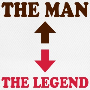 The man - the legend 222 T-Shirts - Baseball Cap