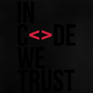 in code we trust ! Shirts - Baby T-shirt