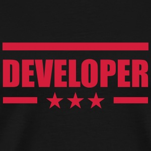 Developer Mugs & Drinkware - Men's Premium T-Shirt