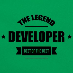 Developer Camisetas - Bandolera retro