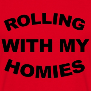 Rolling With My Homies  Sweat-shirts - T-shirt Homme