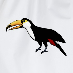 Toucan Shirts - Drawstring Bag