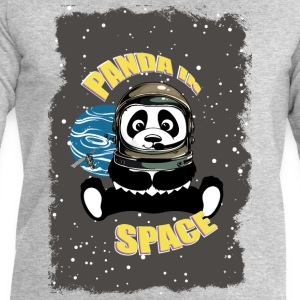 Panda in space T-Shirts - Men's Sweatshirt by Stanley & Stella