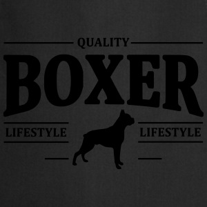 Boxer T-Shirts - Cooking Apron