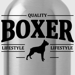 Boxer T-Shirts - Water Bottle