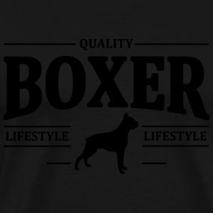 Boxer Long sleeve shirts - Men's Premium T-Shirt