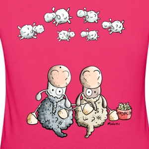 Sweet Sheep Cinema Hoodies & Sweatshirts - Women's Organic T-shirt