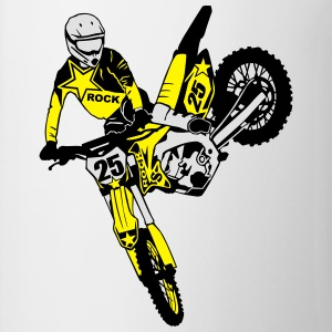 Moto Cross - motocross  T-Shirts - Mug