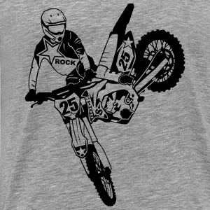 Moto Cross - motocross   Tops - Men's Premium T-Shirt