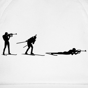 Biathlon three positions T-Shirts - Baseball Cap
