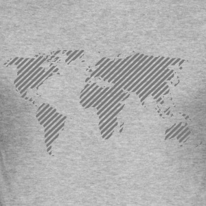 World Stripe - slim fit T-shirt