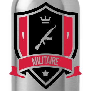 Militaire Tee shirts - Gourde