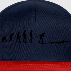 Evolution Biathlon lying Shooting T-Shirts - Snapback Cap