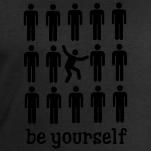 Be Yourself T-Shirts - Men's Sweatshirt by Stanley & Stella