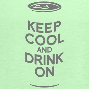 keep cool and drink on T-shirts - Vrouwen tank top van Bella
