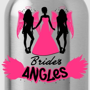 Bride's angles T-shirts - Vattenflaska