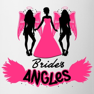 Bride's angles T-shirts - Mok