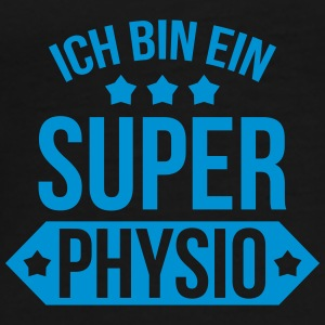 Ich bin ein Super Physio Mugs & Drinkware - Men's Premium T-Shirt