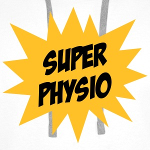 Super Physio T-Shirts - Men's Premium Hoodie