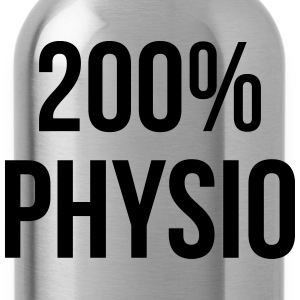 200% Physio T-shirts - Drinkfles